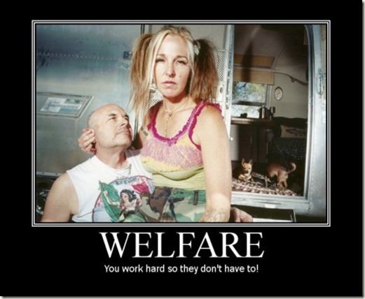 welfare bitch